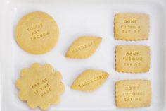 Rude crackers