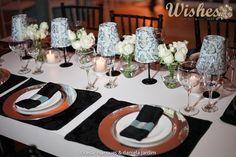 Wishes Eventos: Aniversário 30 Anos: Inspiração Tiffany & Co.