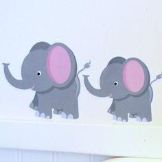 elephant wall sticker vinyl