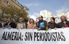 Este 3 de mayo, Día Mundial de la Libertad de Prensa, los periodistas españoles se concentrarán para demandar un periodismo digno.