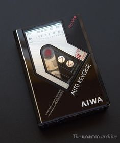 AIWA J500/J08 Mint and working! | The Walkman Archive