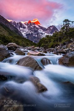 Paine Grande | Torres del Paine | Patagonia by GerhardAust