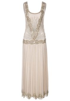 Frock and Frill Occasion wear blush £195.00 AT vintagedancer.com