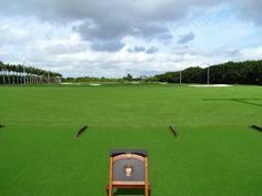 Doral's new driving range with LED lighting has opened for play. Will you be among the first to try it out?
