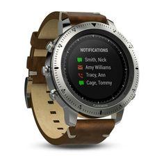 The awesome Garmin Fenix Chronos smartwatch.