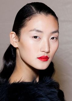 Fall 2013 runway: Our editors' picks - Elle Canada Runway, Canada, Fall, Pretty, Beauty, Cat Walk, Autumn, Beleza, Cosmetology