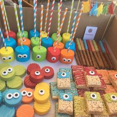 Image result for 5 year old boy birthday monster theme party ideas