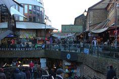 Vegan in London Street Food Märkte und Restaurants