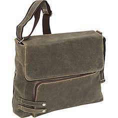Bellino The Dean Messenger Bag - eBags.com