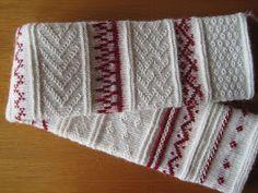 Lappone: Twined Knitting projects 2009-2010 (tvåändsstickning)