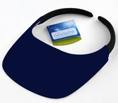 The No Headache Visor, Navy Blue * Check this awesome image @