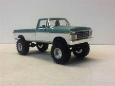 1978 Ford 4x4.