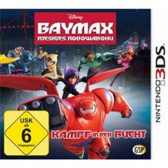 Disneys Baymax - Kampf in der Bucht  3DS in Fun