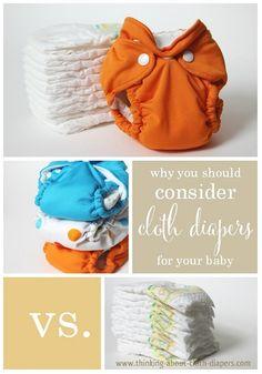 cloth vs disposable diapers - Stoffwindeln vs Wegwerfwindeln #die-besten-stoffwindeln.de