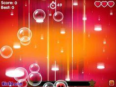 Każda z nas uwielbia bąbelki lub inne bańki mydlane, które można rozbić paluchem! Postaraj się zbić je wszystkie!  http://www.ubieranki.eu/gry/3924/babelkowy-szal.html