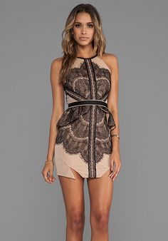 REVOLVE - Three Floor Back To Black Dress $366.68