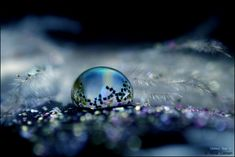 Glittery Ball II by ninazdesign