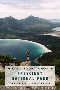 Hiking Mt Amos For The Best Views Over Freycinet National Park - The Sandy Feet Travel Guides, Travel Tips, Travel Goals, Tasmania Travel, Camping, Journey, Australia Travel, Queensland Australia, Western Australia