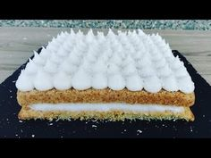Quick and Easy Latte, Pinterest Recipes, Coconut Cream, Chocolate, Cooking Time, Vanilla Cake, Cake Recipes, Easy Meals, Food And Drink
