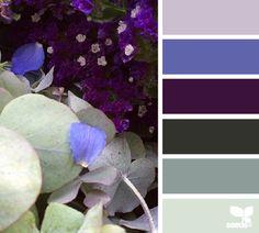 nature hues - Voor meer kleur inspiratie kijk ook eens op http://www.wonenonline.nl/interieur-inrichten/kleuren-trends/