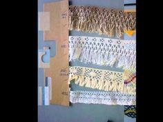 FAIP laces, ribbons, trims, torchon, braids www.pizzitaliani.com