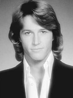Andy Gibb. I was so in love with him