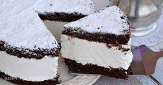 Torta+Fiocco+di+neve+al+cioccolato+torte+facili