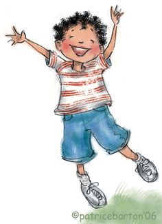 Patrice Barton, reminds me of Thurston! Art And Illustration, Character Illustration, Character Drawing, Character Design, Little Boy Drawing, Children Sketch, Art Themes, Whimsical Art, Cute Art