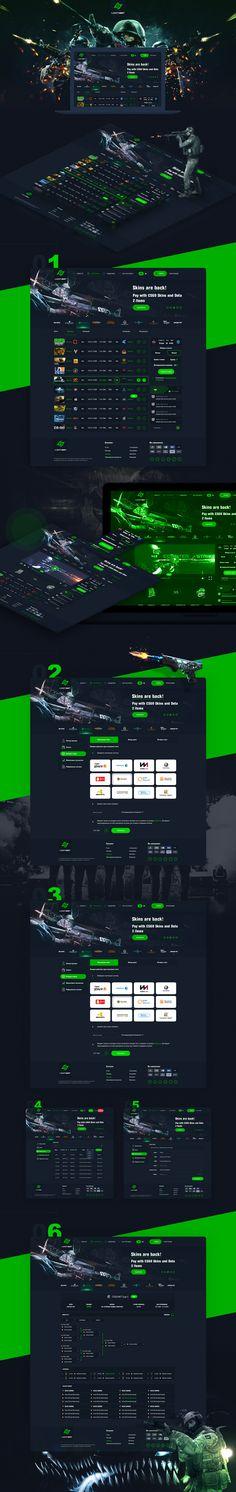 Game Design, Ui Design, Graphic Design, Web Design Inspiration, Interactive Design, Behance, Photoshop, Gallery, Check