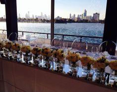 Remarkable view from the bridal table, Carousel, Albert Park Lake #foodanddesire #carouselalbertpark  www.foodanddesire.com.au
