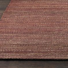 Accent Colors in Natural Jute Rugs