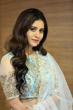 Nabha Natesh Photos at Nannu Dochukunduvate Pre Release - Girls Dp, Cute Girls, Ram Photos, Celebrity Gallery, South Actress, Indian Attire, Pure Beauty, Indian Girls, Actress Photos