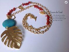 Collar Tesoro de Coral - Created on Tactilize