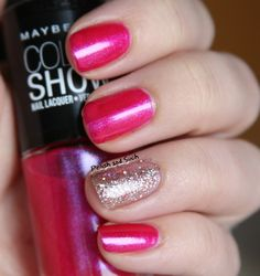 BCA Maybelline Crushed Candy with SH Xtreme Wear Strobe Light