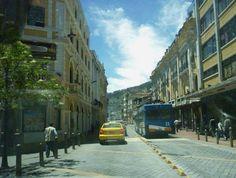 Centro Historico de Quito, Ecuador * Historic Center of Quito, Ecuador