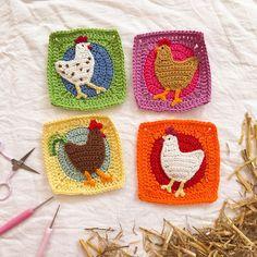 Crochet Vest Pattern, Crochet Motif, Crochet Designs, Crochet Yarn, Crochet Patterns, Cute Crochet, Vintage Crochet, Crochet Crafts, Crochet Projects