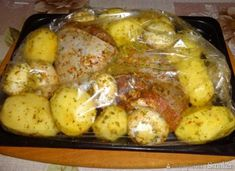 Potato Salad, Potatoes, Meat, Chicken, Ethnic Recipes, Food, Beef, Meal, Potato