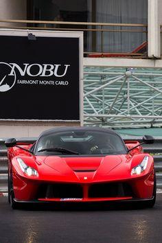 LaFerrari in Monaco Ferrari Laferrari, Ferrari Ff, Lamborghini, Super Sport Cars, Cool Sports Cars, Ferrari Daytona, Good Looking Cars, Ferrari California, Car In The World