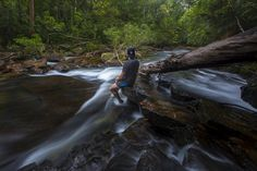 One of the many jungle rivers we crossed Time To Leave, Go Off, Rivers, Waterfall, To Go, Journey, Blog, Outdoor, Outdoors