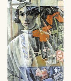 Self-portrait, 1912 - Natan Altman (1889–1970)