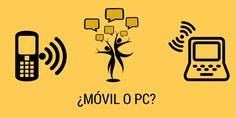 ENREDIA - Móvil o PC