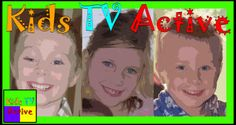 Kids TV Active - Kids Videos and TV Shows Kids Tv Shows, Kids Videos, Activities For Kids, Daddy, Entertaining, Adventure, How To Plan, Education, Learning