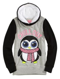 Critter Fleece Pullover | Girls Sweatshirts Clothes | Shop Justice