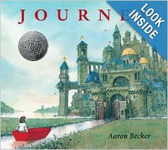 """Journey"" by Aaron Becker"
