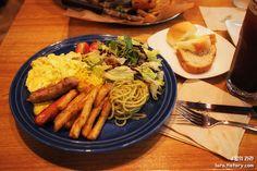4월의라라   맛있는 식탁으로의 초대 :: [용인 수지 카페] 퀼리티 보장 수제버거 맛집, 로에뒤셀!