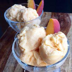 Peach<br>Ice-Cream