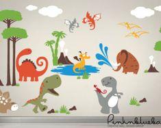 Underwater Playroom Wall Decals Kids & Nursery by pinknbluebaby