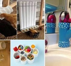 15 Creative Uses Of PVC Pipes In Your Daily Life!