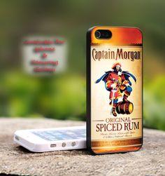 Captain Morgan  iPhone 4 4S iPhone 5 5S 5C. by CreativeArea, $9.99