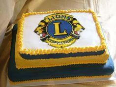 Torta per il Lions Club Lerici Golfo dei Poeti. Visto che era per 80 persone ho scelto di fare 12 torte e assemblarle. Quindi ne ho usate 6 ...